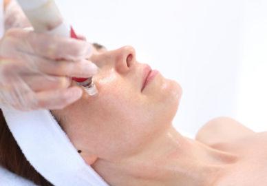 Dermapen działanie na skórę