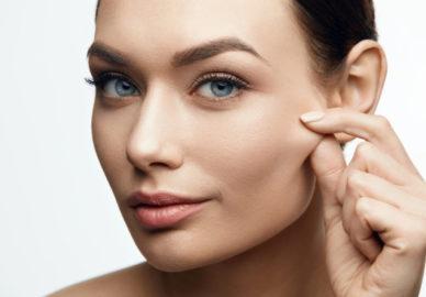 Proces starzenia się skóry